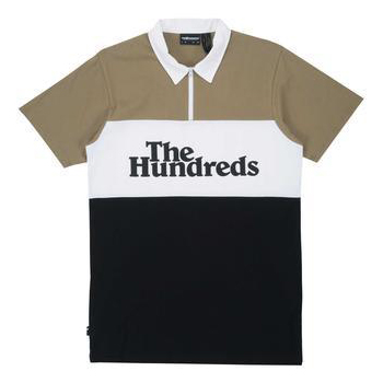 The Hundreds Olympia Polo Black