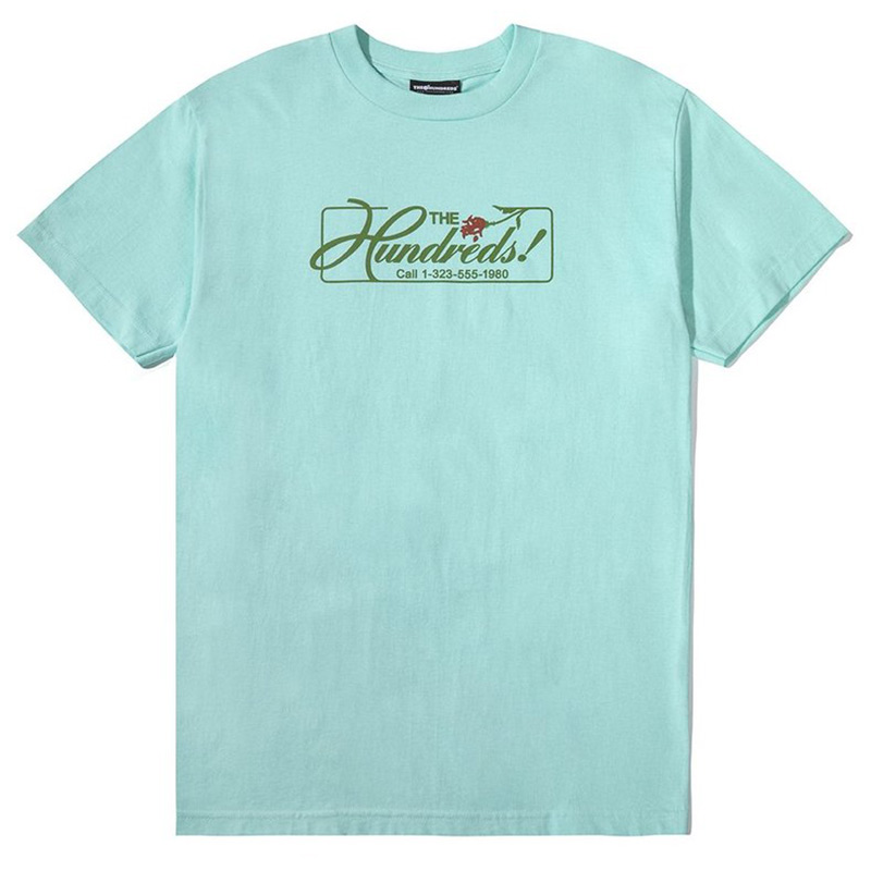 The Hundreds Over T-Shirt Celadon
