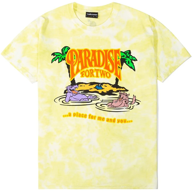 The Hundreds Paradise T-Shirt Multiple