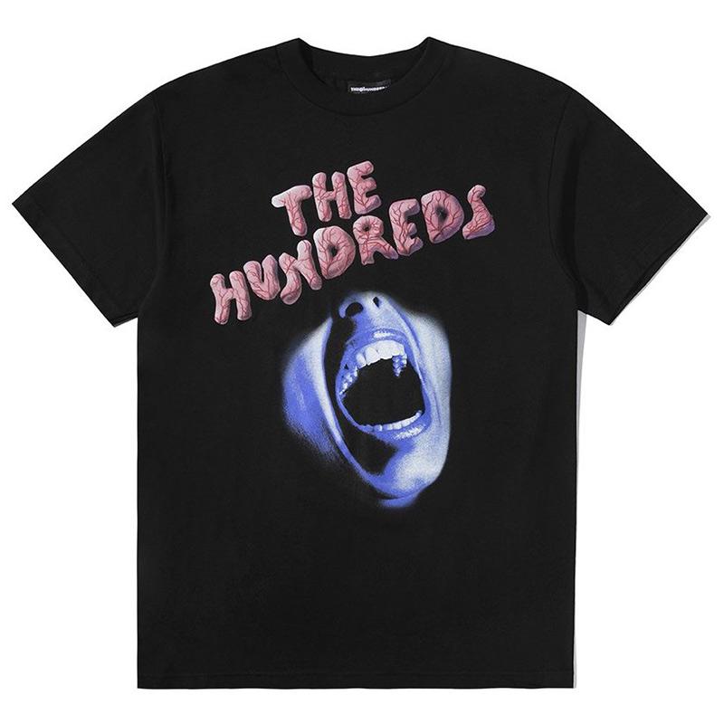 The Hundreds Pulse T-Shirt Black