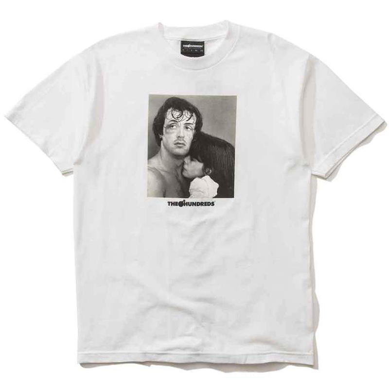 The Hundreds Real Love T-Shirt White