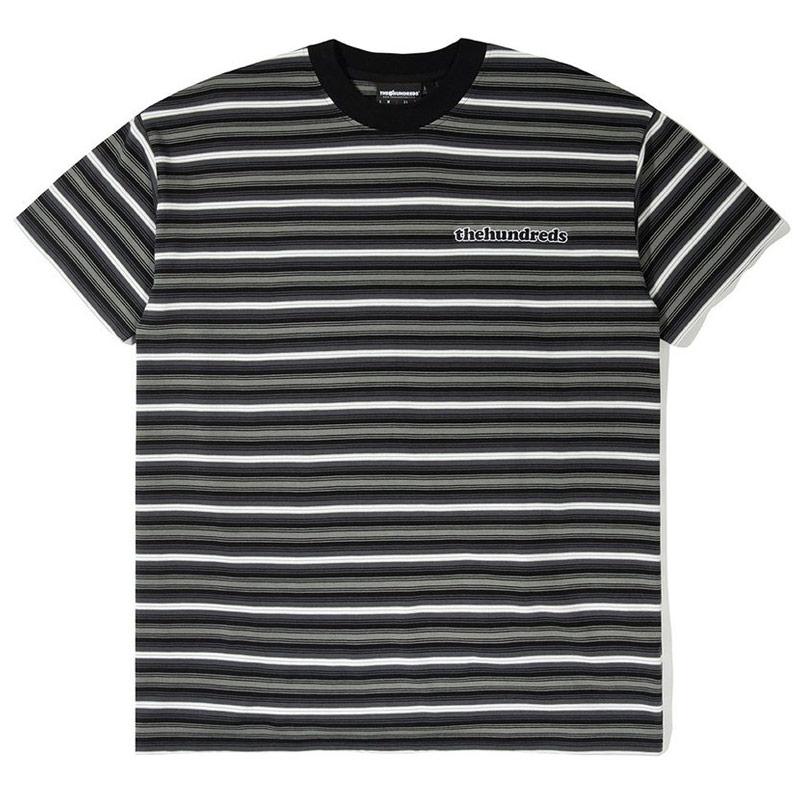 The Hundreds Rowan Knit T-Shirt Black