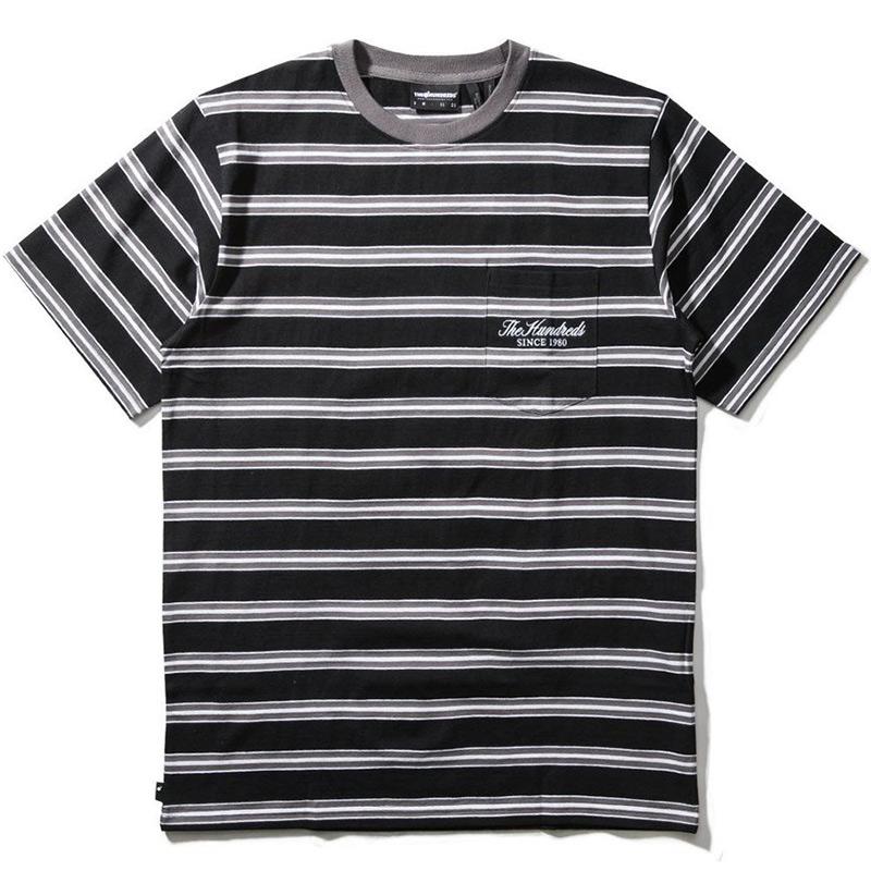 The Hundreds Segundo T-Shirt Black