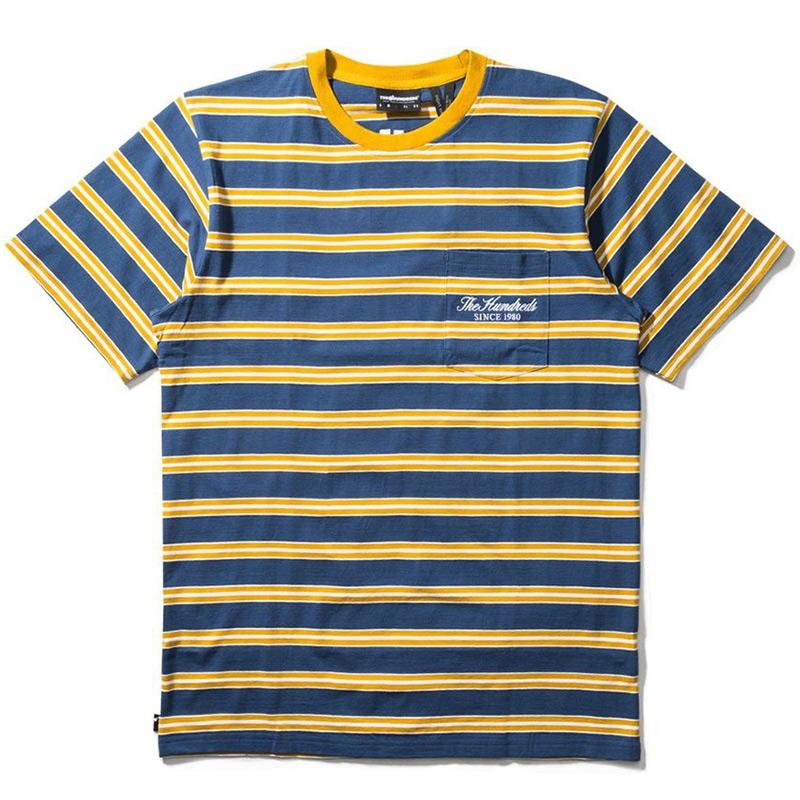 The Hundreds Segundo T-Shirt Blue