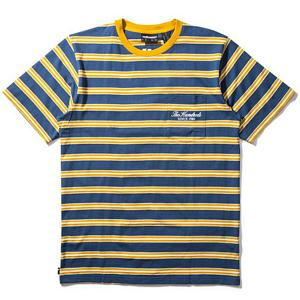 The Hundreds Segundo T-Shirt Blue