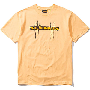 The Hundreds X Garfield Scratch T-Shirt Squash