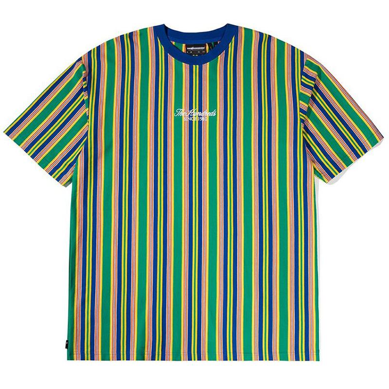 The Hundreds Zenith T-Shirt Blue