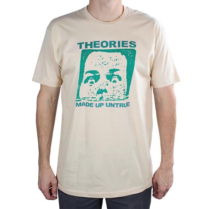 Theories Dunedin Heavy Duty T-Shirt White