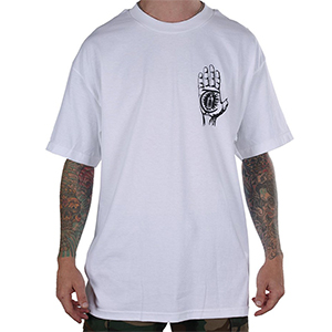 Theories Rasputin Heavy Duty T-Shirt White