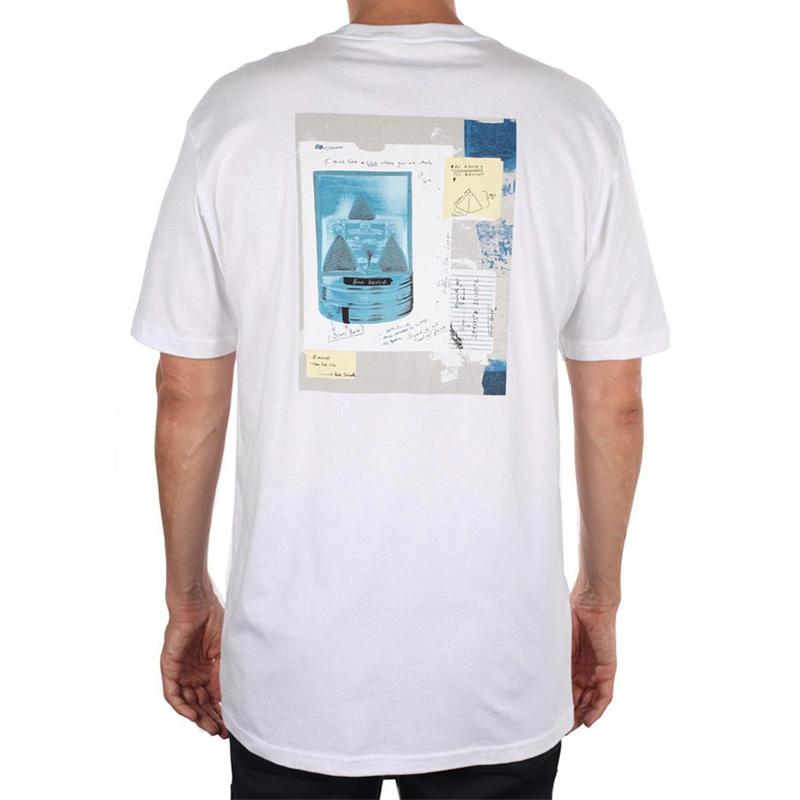 Theories x Isle Theoriosities T-Shirt White