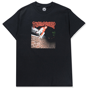 Thrasher China Bank T-shirt Black