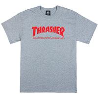 Thrasher Skate Mag T-Shirt Grey