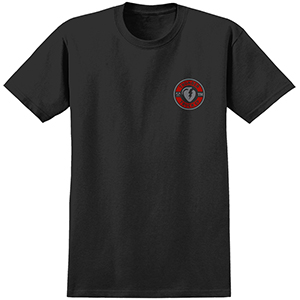 Thunder Mainline T-Shirt Black/Red/Grey