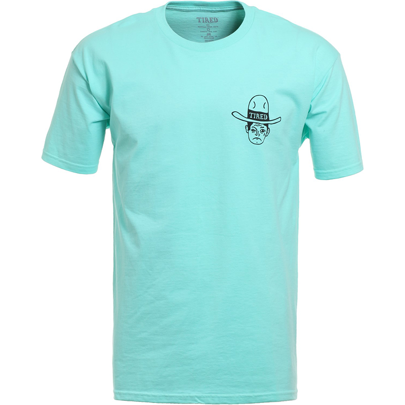 Tired Cowboy T-Shirt Mint