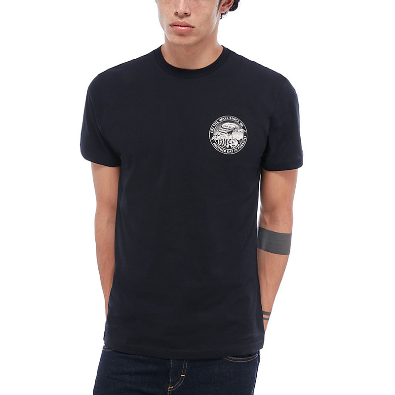 Vans Another Day T-shirt Black