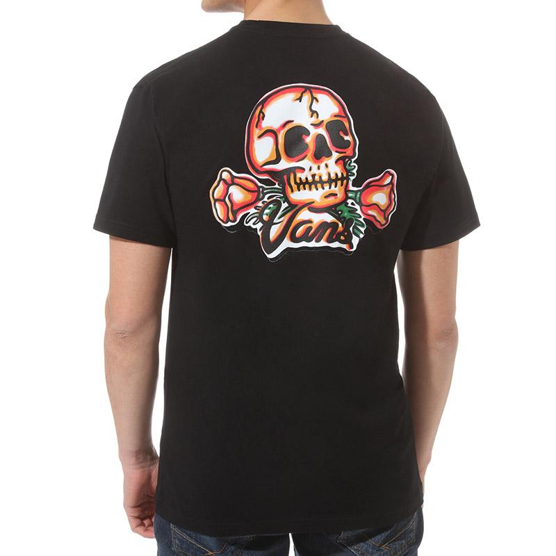 Vans Bad Trip T-Shirt Black