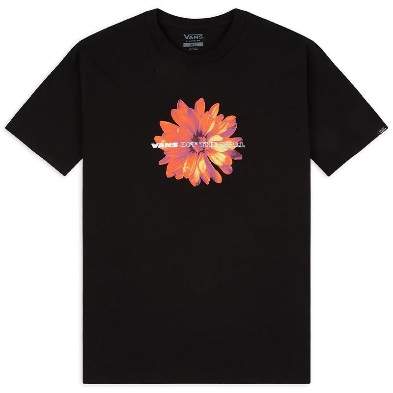 Vans Blooming T-Shirt Black