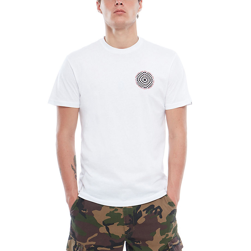Vans Checkered T-shirt White