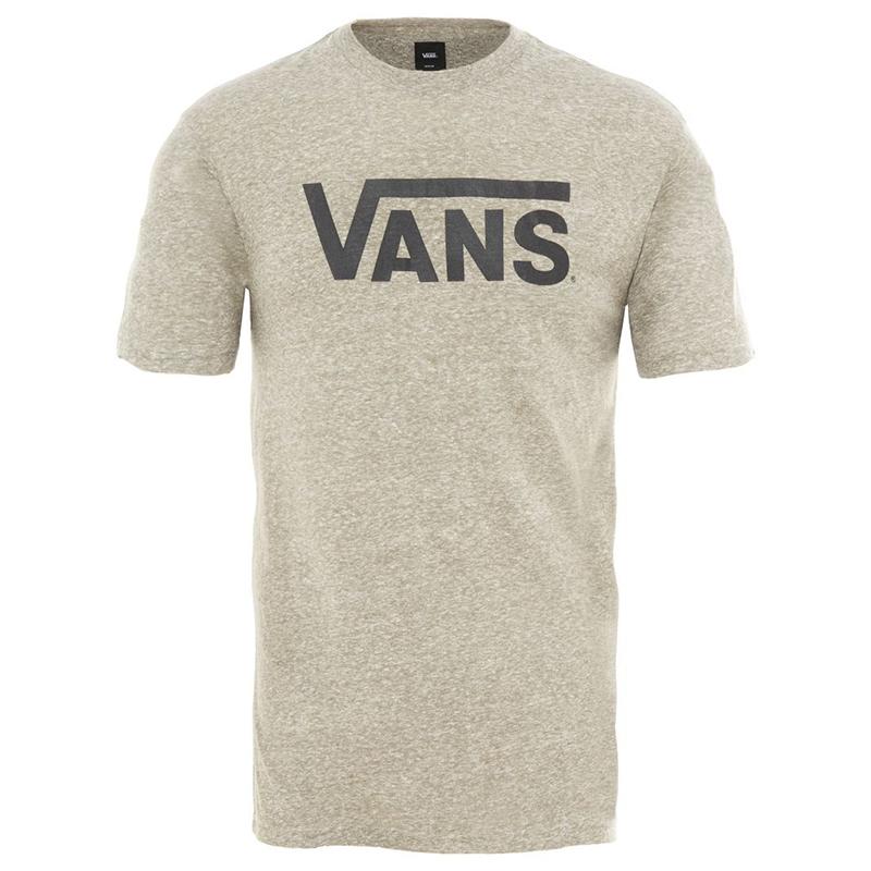 Vans Classic Heather T-Shirt Grape Leaf/Black