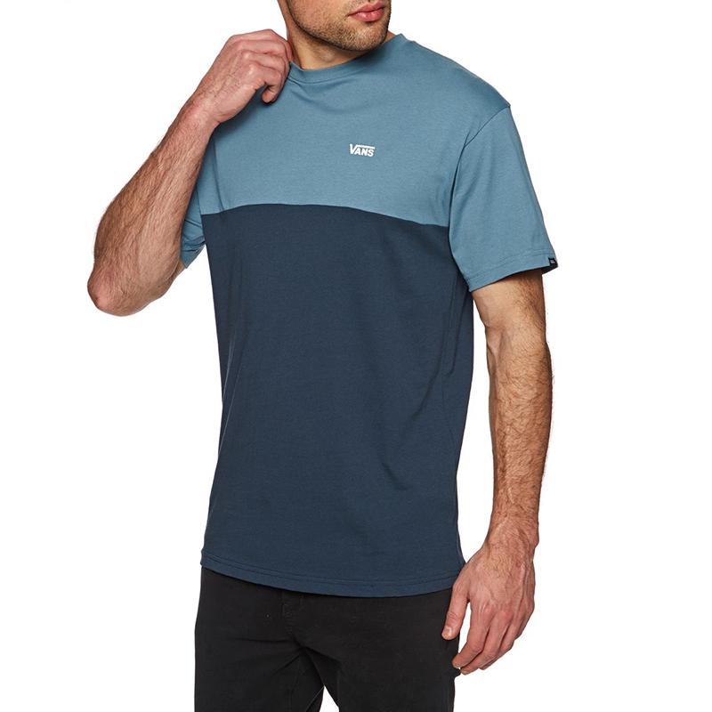 Vans Colorblock T-shirt Copen Blue
