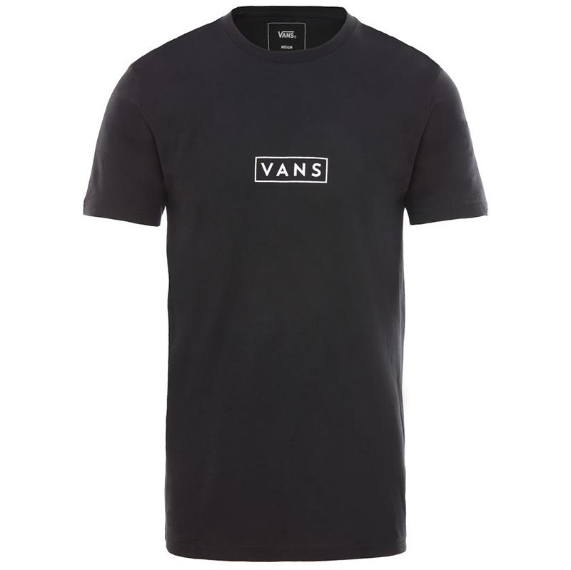 Vans Easy Box T-Shirt Black