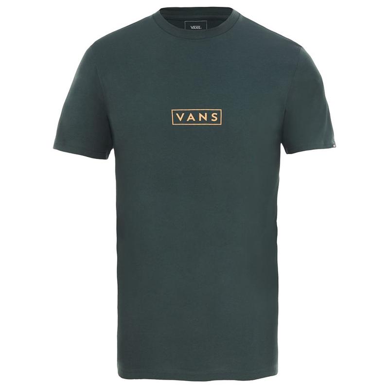 Vans Easy Box T-Shirt Darkest Spruce