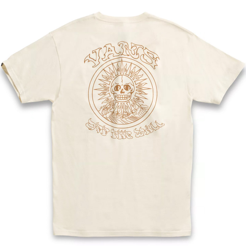 Vans El Sole T-Shirt Seedpearl