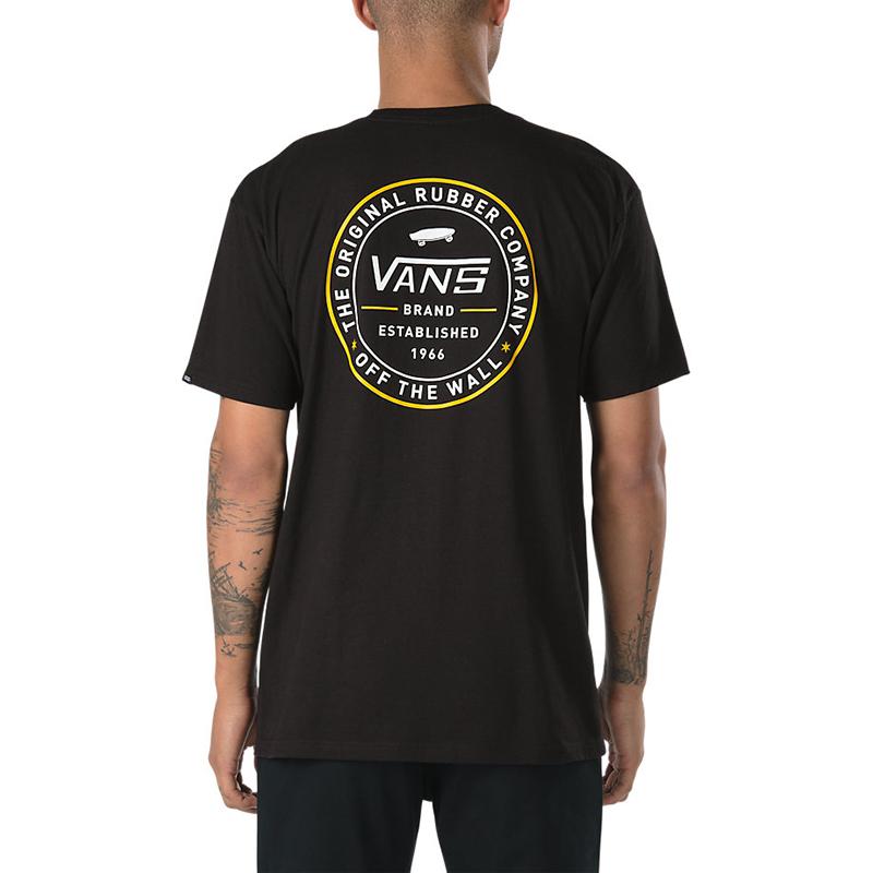 Vans Established 66 T-shirt Black