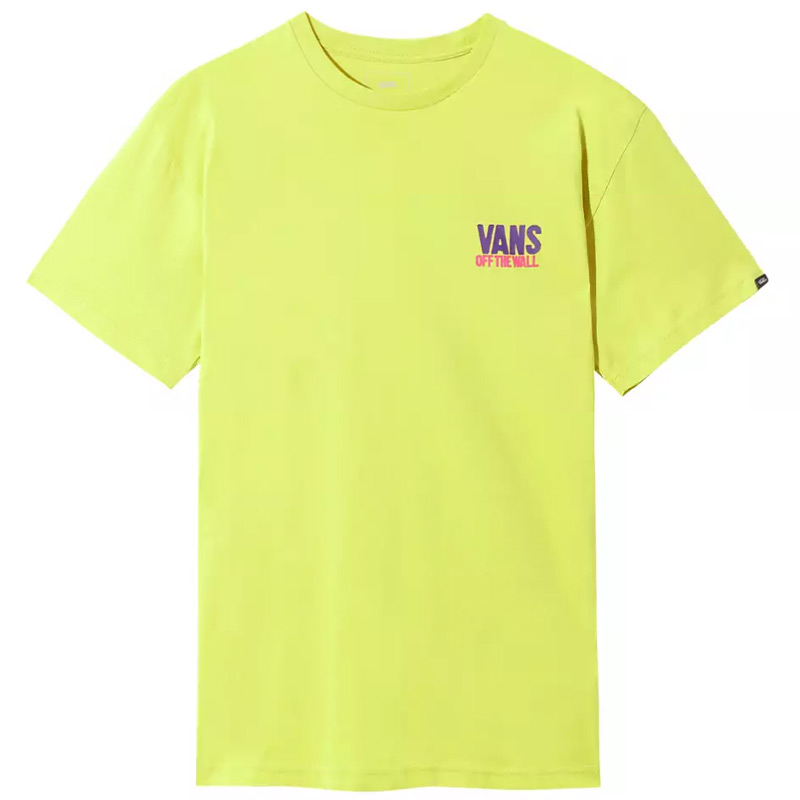 Vans Eyes Open T-Shirt Sulphur Spring