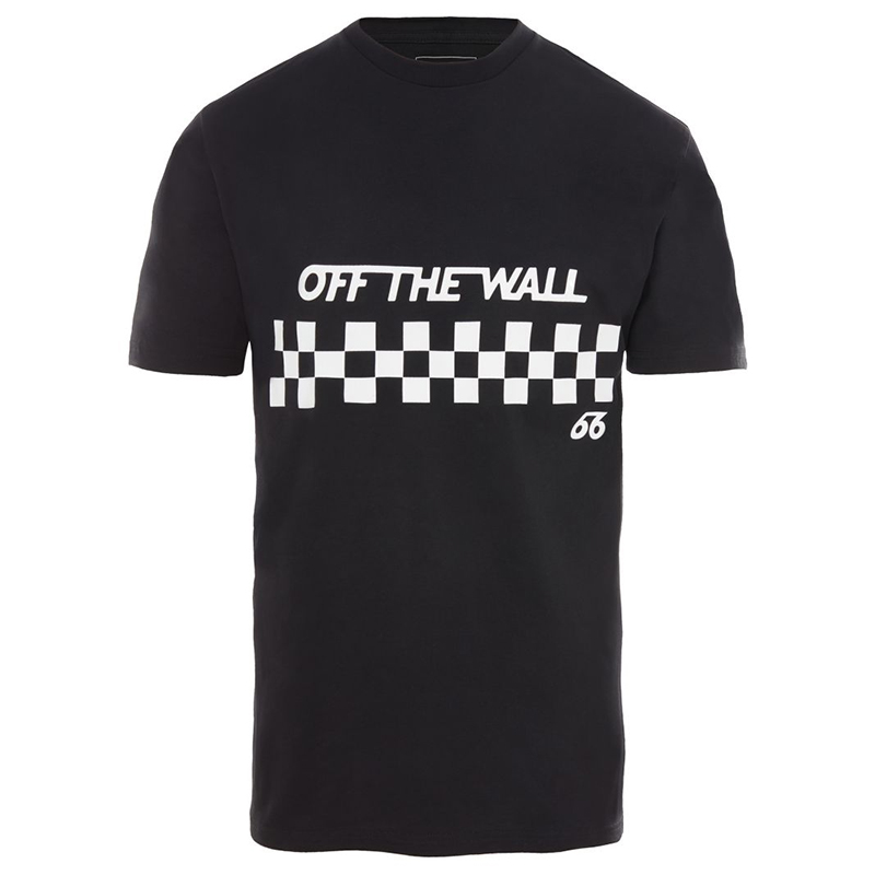 Vans Flying Start T-Shirt Black