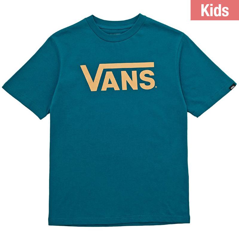 Vans Kids Classic T-Shirt Corsair/Khaki