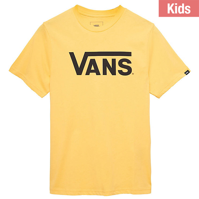 Vans Kids Classic T-shirt Orange Pop
