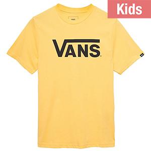 Vans Kids Classic T-shirt Orange Pop