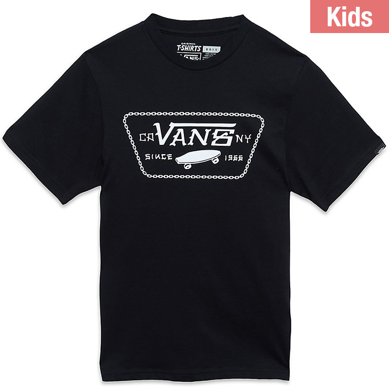Vans Kids Full Chain T-Shirt Black