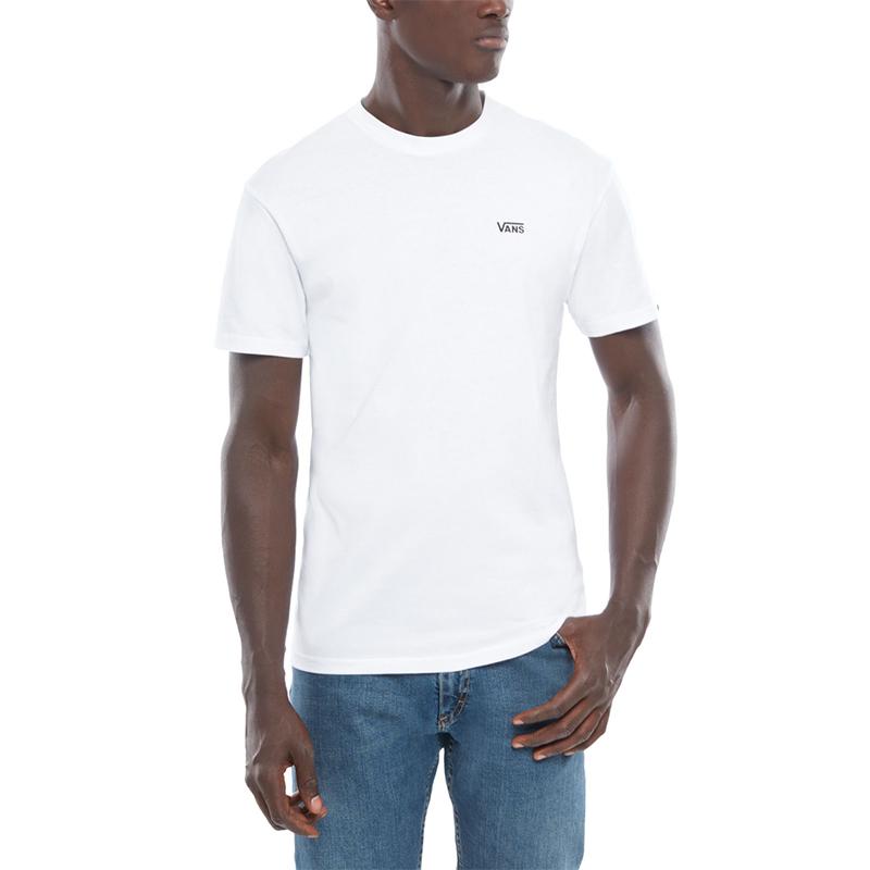 Vans Logo T-Shirt White