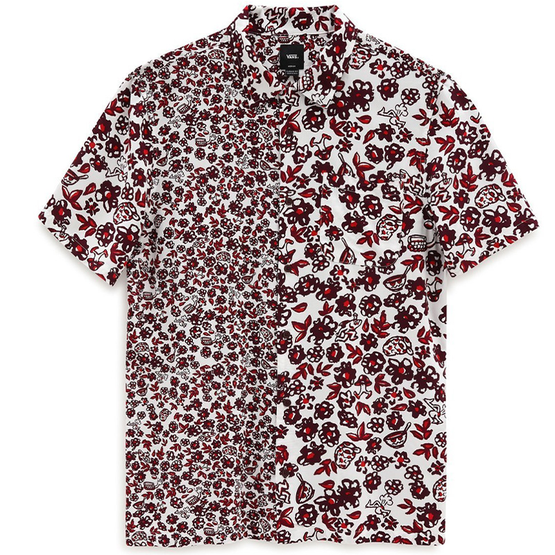 Vans Micro Dazed Woven Shirt Micro Dazed Floral