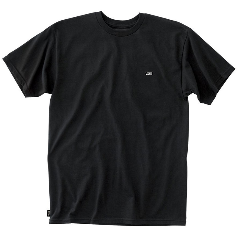 Vans Off The Wall Classic T-Shirt Black