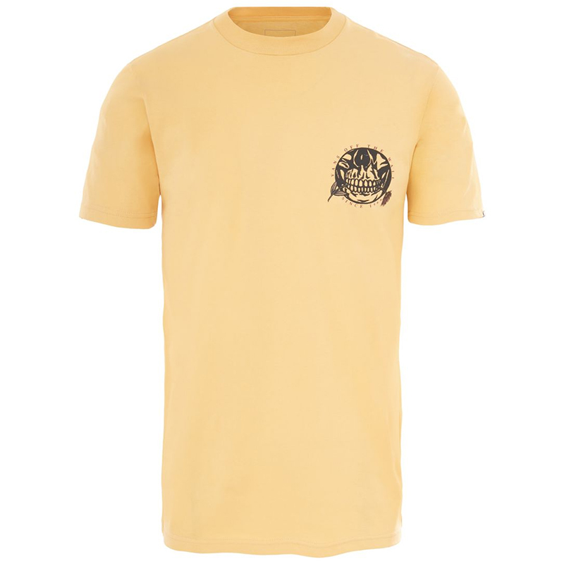Vans Pushing Up Daisie T-Shirt New Wheat