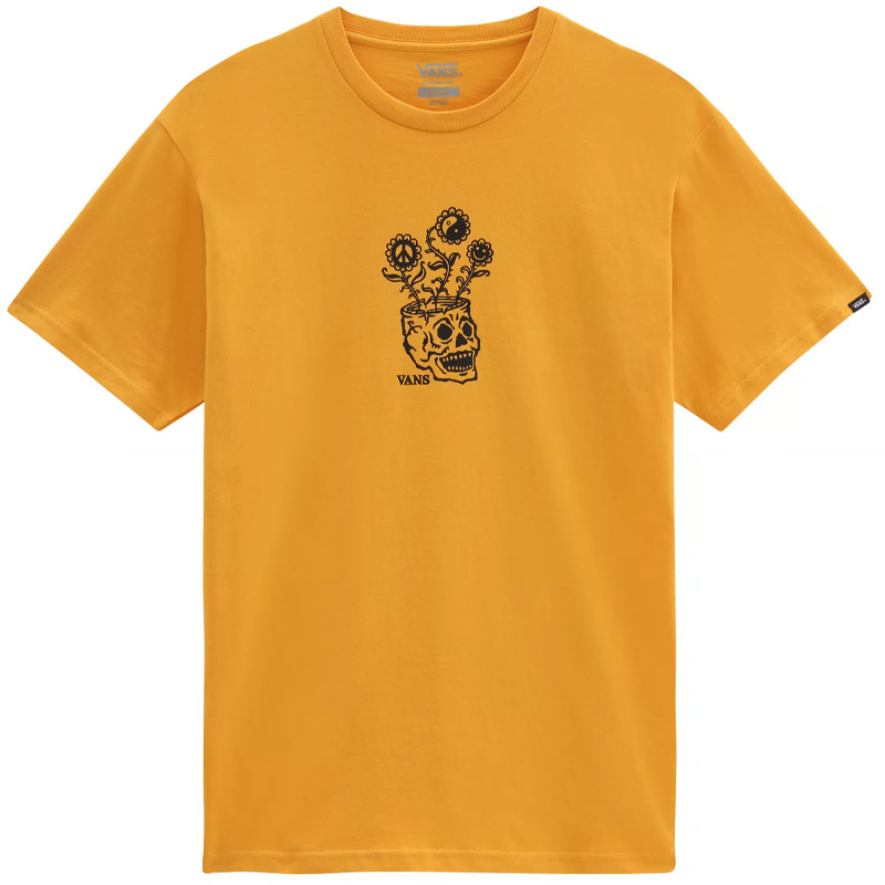 Vans Sprouting T-Shirt Golden Glow