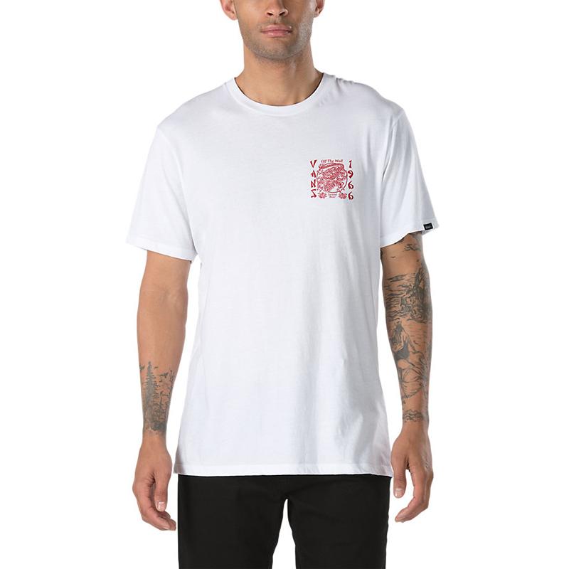 Vans Takeout T-shirt White