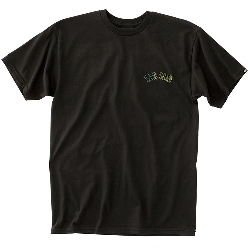 Vans Tres Culebras T-Shirt Black