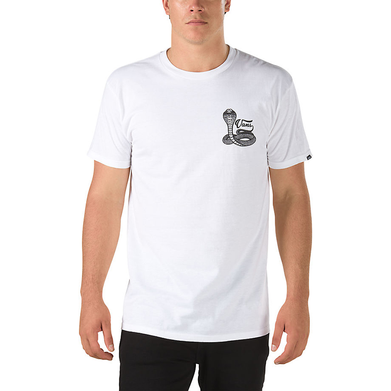 Vans Twisted T-Shirt White
