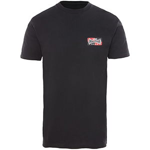 Vans X Independent T-shirt Black