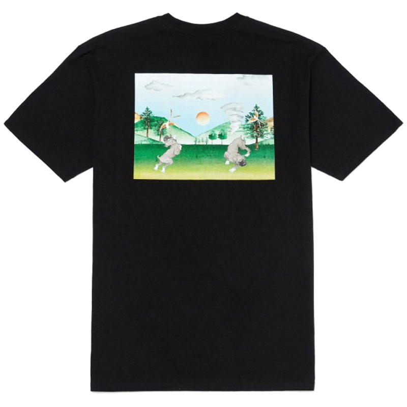 Vans X Kyle Walker T-Shirt Black