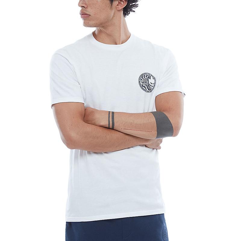 Vans X Spitfire T-shirt White