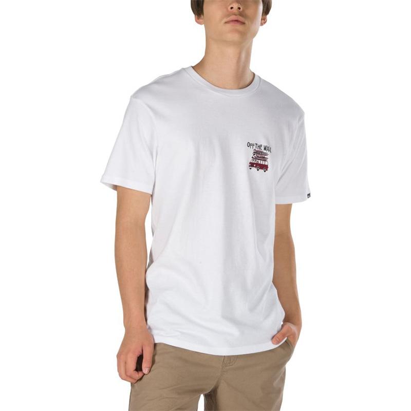Vans Yusuke Van T-Shirt White