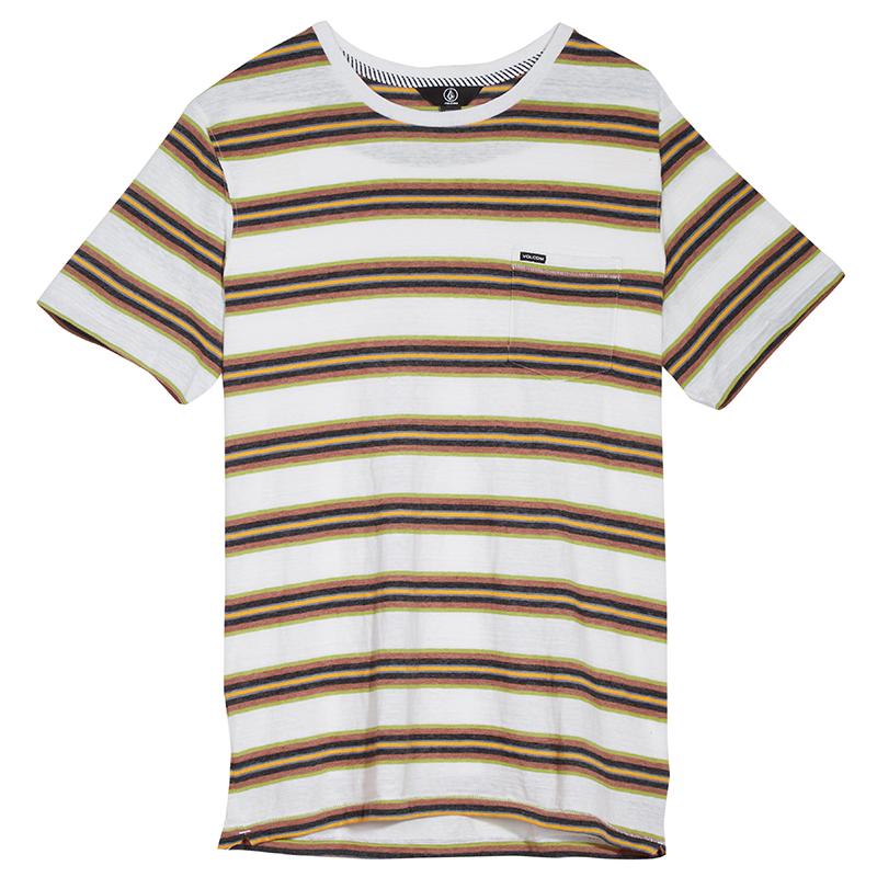 Volcom Belfast T-Shirt White