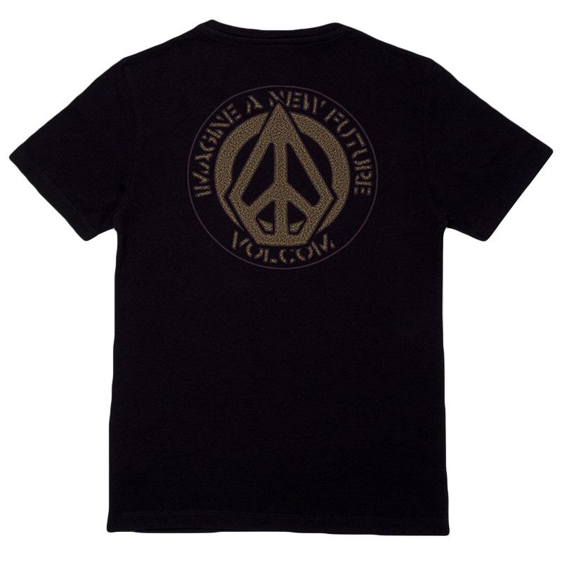 Volcom Conceiver Bsc T-Shirt Black