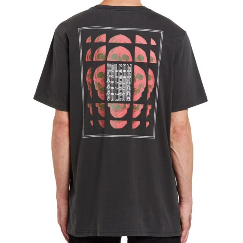 Volcom Concussion T-Shirt Black