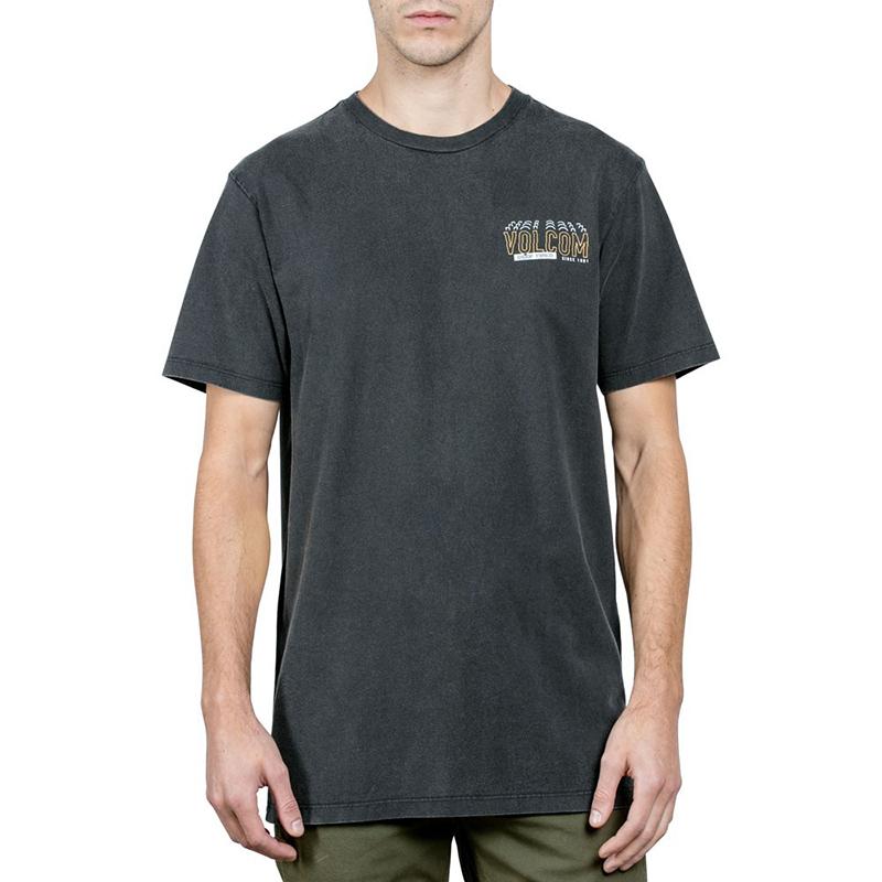 Volcom Copy Cut T-Shirt Black